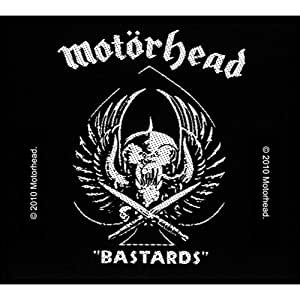 Parche Motörhead Motivo: Bastards