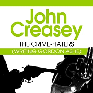 The Crime Haters Audiobook