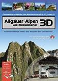 Allgäuer Alpen und Kleinwalsertal 3D (Fotorealistische Wander- und Mountainbikekarte in 3D für den PC )