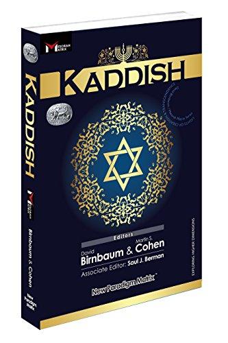 Kaddish by David Birnbaum and Martin S. Cohen (2016)