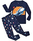 Little Pajamas Boys Pajamas 100% Cotton Dinosaur Kids Christmas PJS Toddler Clothes Shirts