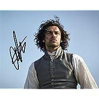 Limited Edition Aidan Turner poldark unterzeichnet Foto Autogramm signiertsigniertes