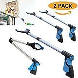 Best Grabber Tools - Procellatech 2 Pack - Reacher Grabber Pick up Review
