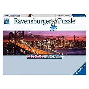 Ravensburger 16619 0 Skyline Di San Francisco Panorama Puzzle 2000 Pezzi