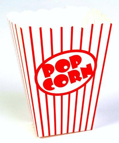 Un Small Popcorn Boxes 8ct -