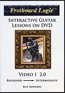 Fretboard Logic DVD 2.0 [Interactive DVD] (1893884112) | Amazon Products