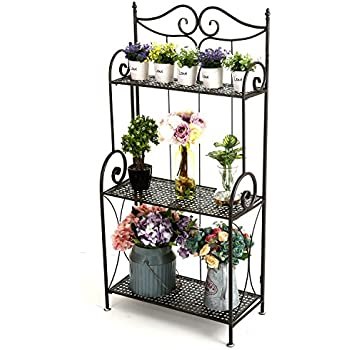 Amazon Com Panacea Products Baker S Rack Plant Stand
