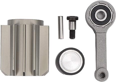Alupre Kompressor-Luftfederungszylinder Reparatursatz VUB504700 Fit kompatibel mit Land Rover Range Sport 05-13