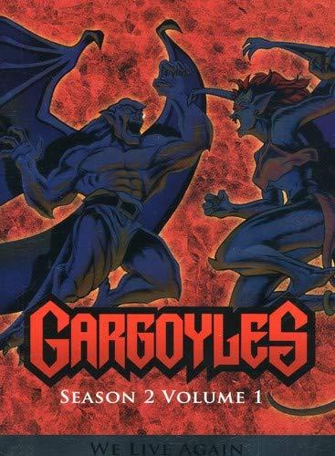 Gargoyles - Season Two, Vol. 1 (Gargoyles Dvd)
