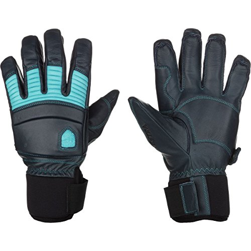 Hestra Fall Line Leather Short Ski, Ride and Park Glove
