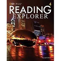 Reading Explorer 4: Student Book with Online Workbook