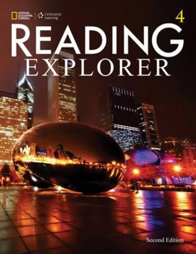 Reading Explorer 4: Student Book with Online Workbook (Reading Explorer, Second Edition)