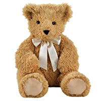 Vermont Teddy Bear - Super Soft Cuddly and Fluffy Bear, 20 inches, Brown