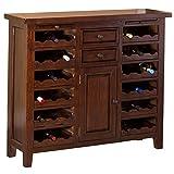 Best Hillsdale Furniture Wine Cabinets - Hillsdale Furniture 4793-948W Tuscan Retreat 42
