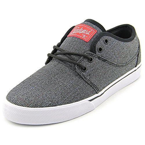 Globe Men's Mahalo Skateboard Shoe, Charcoal Tweed, 8 M US