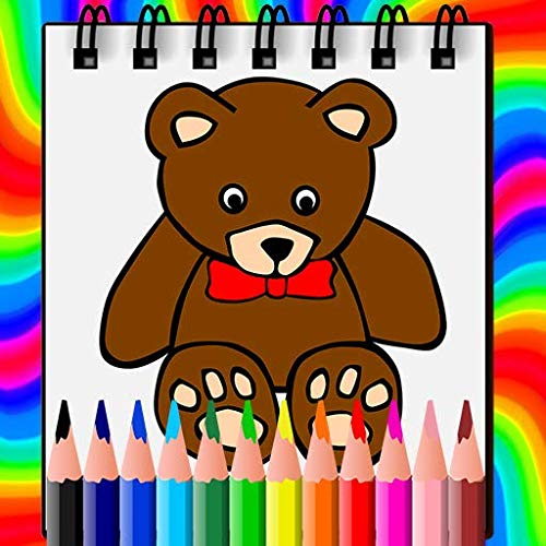 Amazon.com: Teddy Bear Coloring Book 2021: Appstore For Android
