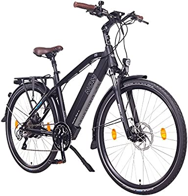 NCM Venice Plus Bicicleta eléctrica de Trekking, 250W, Batería 48V 16Ah 768Wh, 28