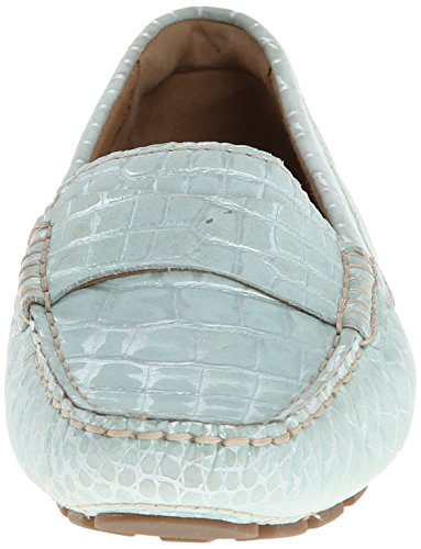 Clarks Vrouwen Dunbar Granby Slip-on Loafer Mint