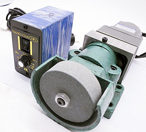 FINCOS Electric Diamond Dresser for Grinding Wheel with Speed Control 110V/220V te