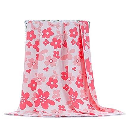 mmynl Pure algodón gasa toalla de baño para adultos parejas absorción de agua toalla de baño