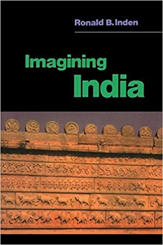 Book Imagining India by Ronald Inden (2001-12-01)