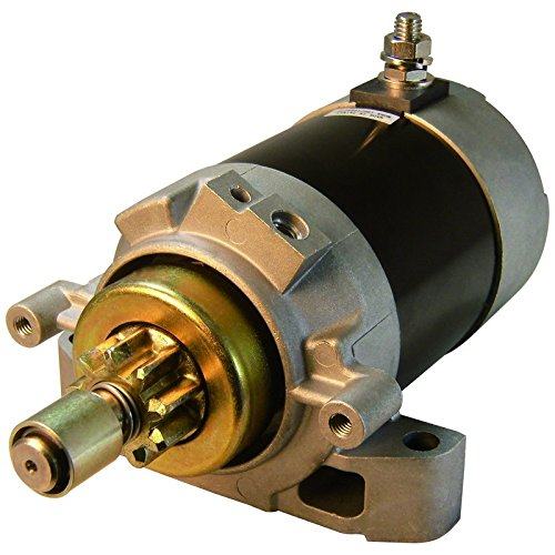 New HONDA MARINE OUTBOARD Starter 35-50HP BF35 BF40 BF45 97-06 S114-561, S114-677, 31200-ZV5-003, 31200-ZV5-0130, 31200-ZV5A-0130, (Used Honda Outboard Parts)