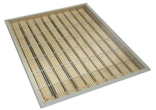 10 Frame Metal Bound Queen Excluder
