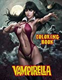Vampirella Coloring Book