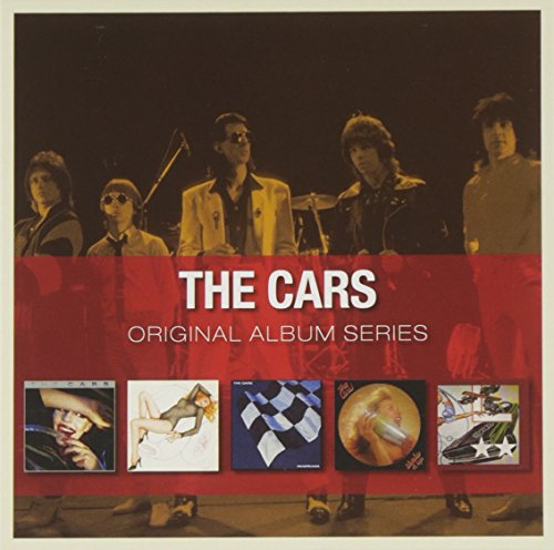 CARS - Original Album Seriesthe Cars/candy-O/heartbeat Cityshake It Up/panorama - Zortam Music