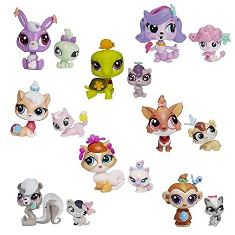Littlest Pet Shop Pet Pawsabilities Mini-Figures Wave 1 Case