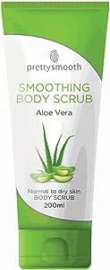 Pretty Smooth Aloe Vera Body Scrub, 225g
