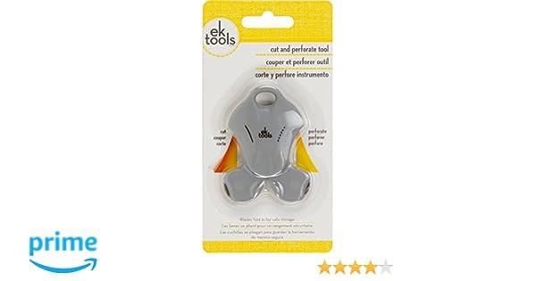 Ek Tools cut and perforate  2 in 1 tool Rotary cutter /& Perforator