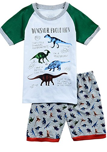 Babypajama Dinosaur Little Sleepwear T Shirt product image