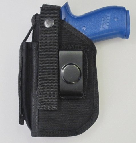 - Hip Holster for Sig Sauer Mosquito with attached Mag Pouch