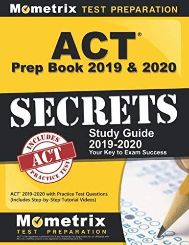 ACT Prep Book...