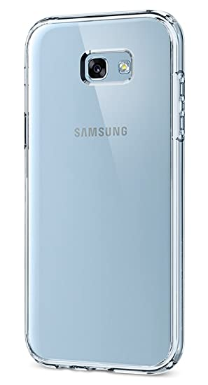huge selection of 91bbf d6129 Spigen Professional 575CS21186 Ultra Hybrid Case for Samsung Galaxy A7  (Crystal Clear)