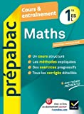 img - for Prepabac Cours Et Entrainement: 1re - Maths - Es/L (French Edition) book / textbook / text book