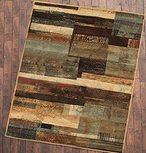 Mayberry Rugs HS Lodge Panel Area Rug