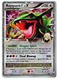 Pokemon Platinum Rayquaza C Lv. X DP47 Promo Card [Toy] by Pokémon