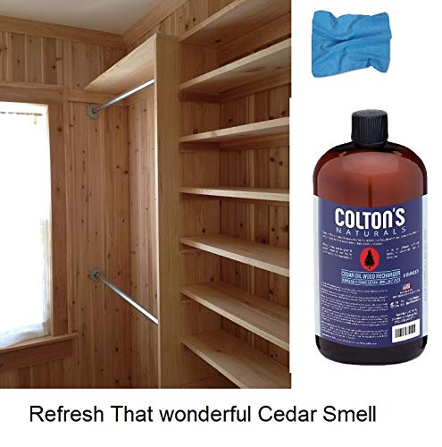 Colton's Naturals Cedar Oil Wood Replenish Original Cedar Scent Restore (32 Ounces) by Colton's Naturals (Image #2)