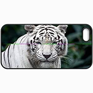 New Fashion Case Customized Cellphone case cover Back Cover For iphone 6 plus, BGSbx9AOrwD protective Hardshell case cover Personalized Female While Tiger Birds Tigers Black