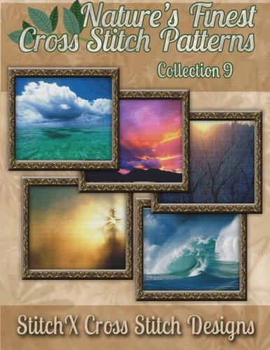 Cross Collection Stitch Pattern (Nature's Finest Cross Stitch Pattern Collection No. 9)
