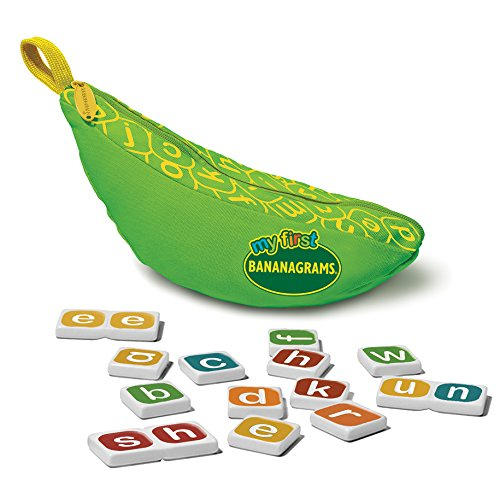 My First Bananagrams: Multi-Award Winning Kid's Spelling Game
