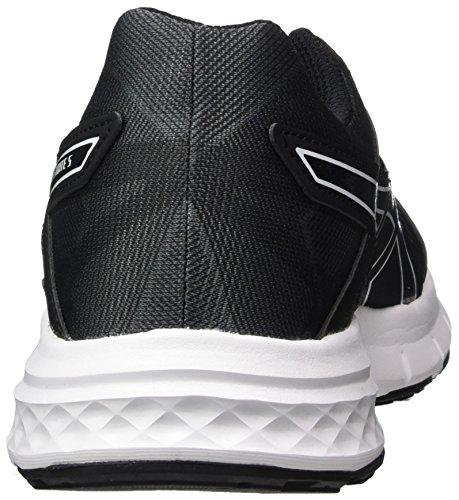 Excite Shoes Gel Women's Black 5 Asics Running f6EqSwn