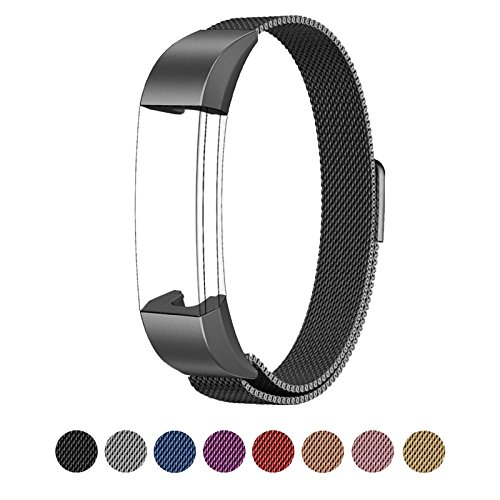 Fitbit-Alta-HR-and-Alta-Bands-Metal-Swees-Milanese-Stainless-Steel-Replacement-Accessories-Metal-Small-Large-Band-for-Fitbit-Alta-HR-and-Alta-Grey