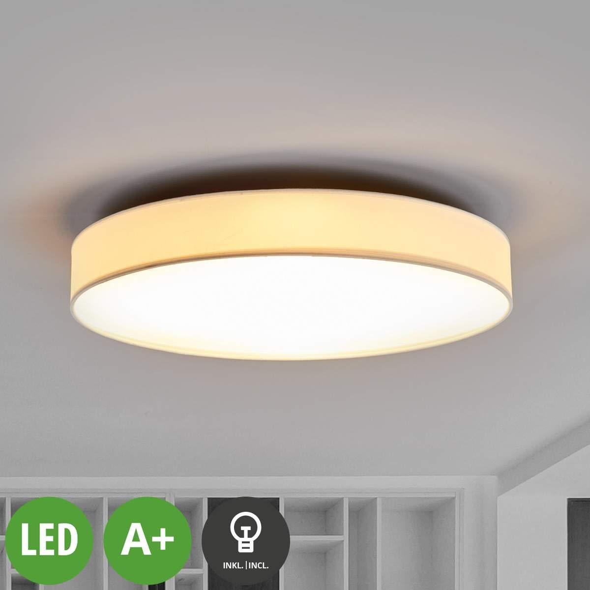 für Wohnzimmer & Esszimmer 6 flammig, A+, inkl. Leuchtmittel