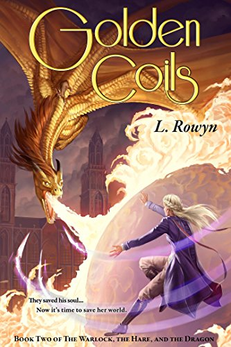 Golden Coils (The Warlock, the Hare, and the Dragon Book - Hare L