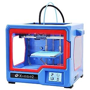 QIDI TECHNOLOGY Generation 3D Printer:X-one2,Metal Frame Structure,Platform Heating from RUIAN QIDI TECHNOLOGY CO.,LTD