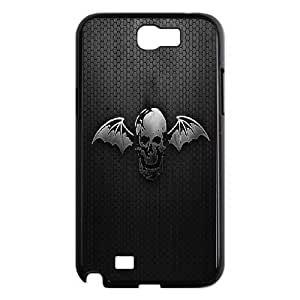 Samsung Galaxy Note 2 N7100 Phone Case Avenged Sevenfold F5O7086