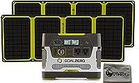 Goal Zero Yeti 400 Solar Generator with ...